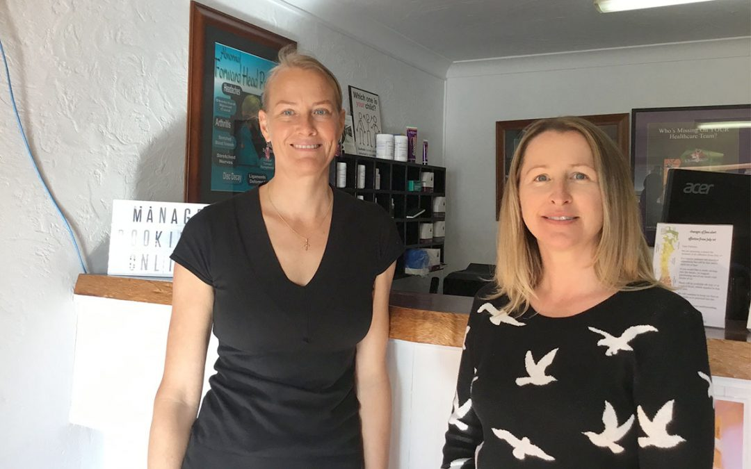Welcome Nic to the team at Discover Chiropractic